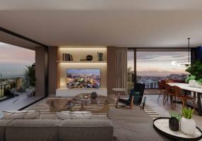 Piantini,1 Bedroom Bedrooms,2 BathroomsBathrooms,Apartamento,2084