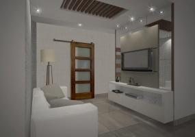 El Vergel,1 Bedroom Bedrooms,1.5 BathroomsBathrooms,Apartamento,2090