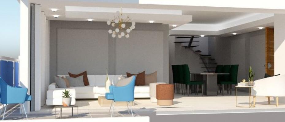 El Millón,3 Bedrooms Bedrooms,3.5 BathroomsBathrooms,Penthouse,2183