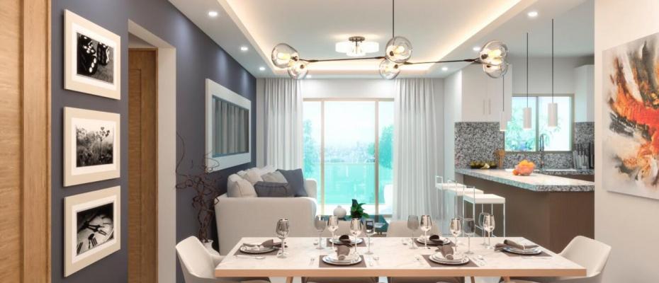 Renacimiento,2 Bedrooms Bedrooms,2.5 BathroomsBathrooms,Apartamento,2185