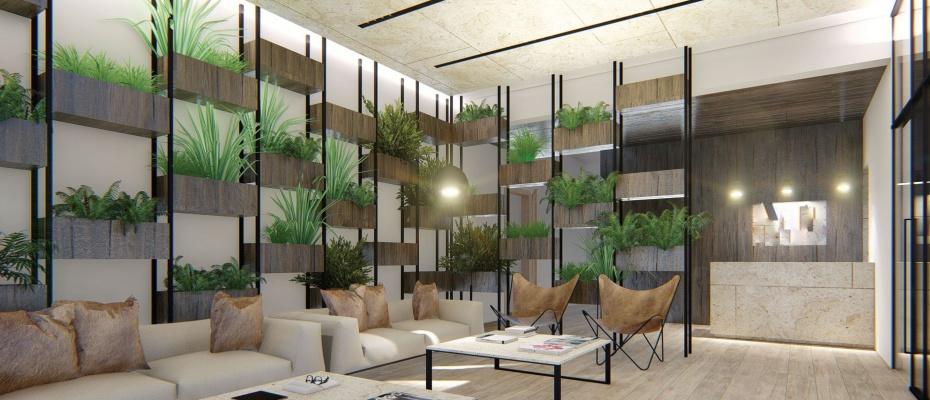 Naco,1 Bedroom Bedrooms,1.5 BathroomsBathrooms,Apartamento,2189