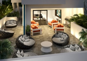 Naco,2 Bedrooms Bedrooms,2 BathroomsBathrooms,Apartamento,1006