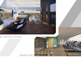 Naco,2 Bedrooms Bedrooms,2 BathroomsBathrooms,Apartamento,1011