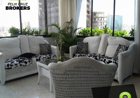 Piantini Calle Abraham Lincol,3 Bedrooms Bedrooms,3.5 BathroomsBathrooms,Penthouse,1281