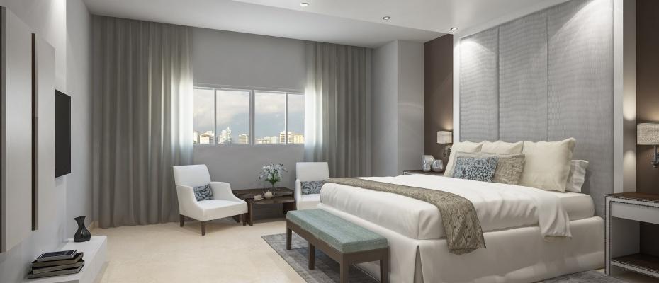 Cacicazgos,3 Bedrooms Bedrooms,3.5 BathroomsBathrooms,Apartamento,1308