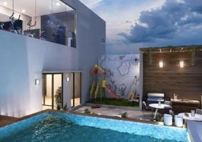 Evaristo Morales,3 Bedrooms Bedrooms,3.5 BathroomsBathrooms,Apartamento,1370