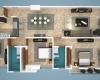 Juan Dolio,3 Bedrooms Bedrooms,2 BathroomsBathrooms,Apartamento,1392