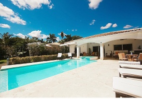 Bávaro,3 Bedrooms Bedrooms,3.5 BathroomsBathrooms,Villa,1522