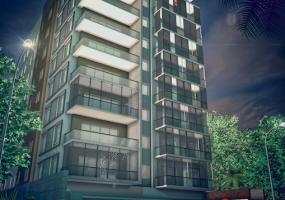 Naco,3 Bedrooms Bedrooms,Apartamento,1058